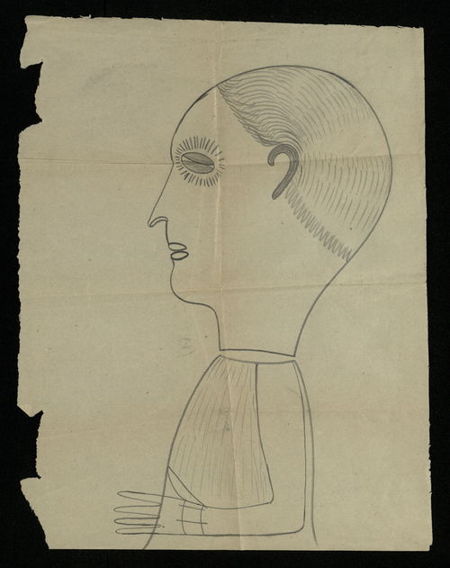 Image from Sophia Perry diaries, vol. 4